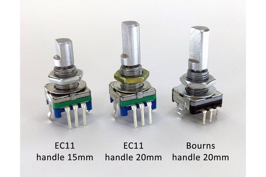 I2C Encoder V2 7