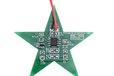 2020-10-13T02:47:52.397Z-DIY Kit Five-Pointed Star Blue LED Breathing Light SMD 0805 LED Soldering Practice.3.JPG