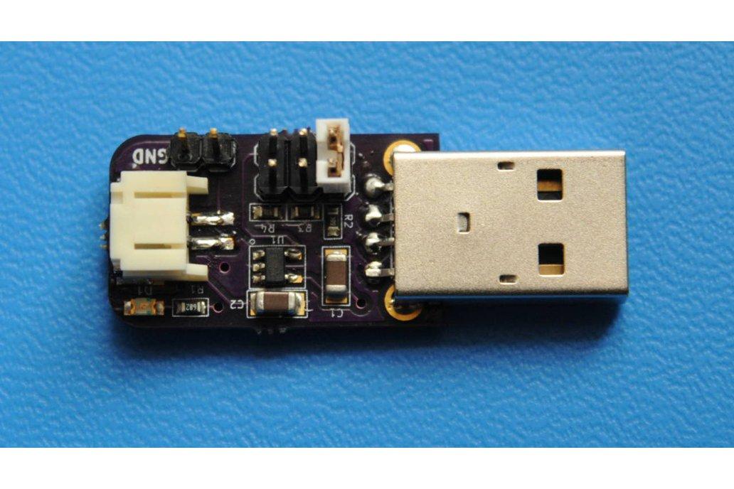 USB Lipo charger 20mA/100mA/500mA 1