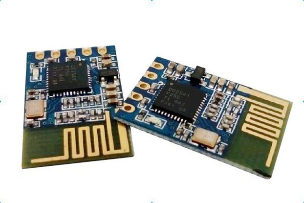 4pcs RF2541 Slave bluetooth 4.0 serial port module