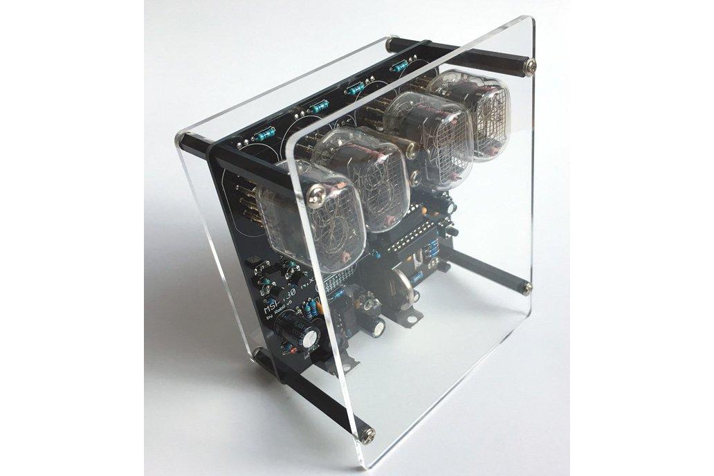 MSP430 Nixie Clock kit 3