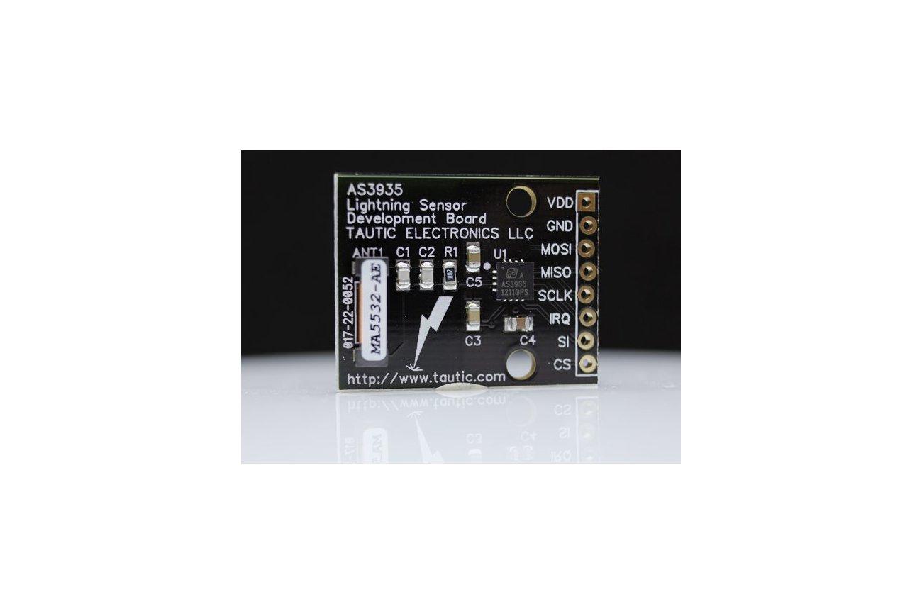 AS3935 Lightning Sensor Board