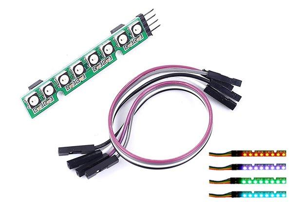 WS2812B WS2811 RGB LED Lamp Driver Module_GY17792