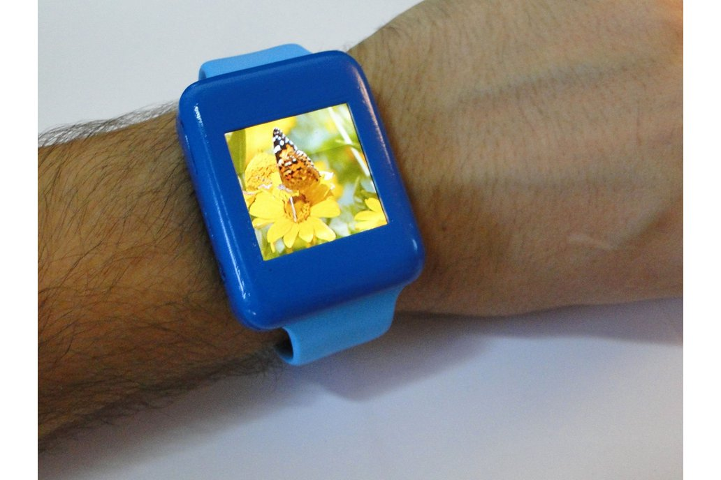 CulBox , Open Source Smart Watch for ARDUINO 1