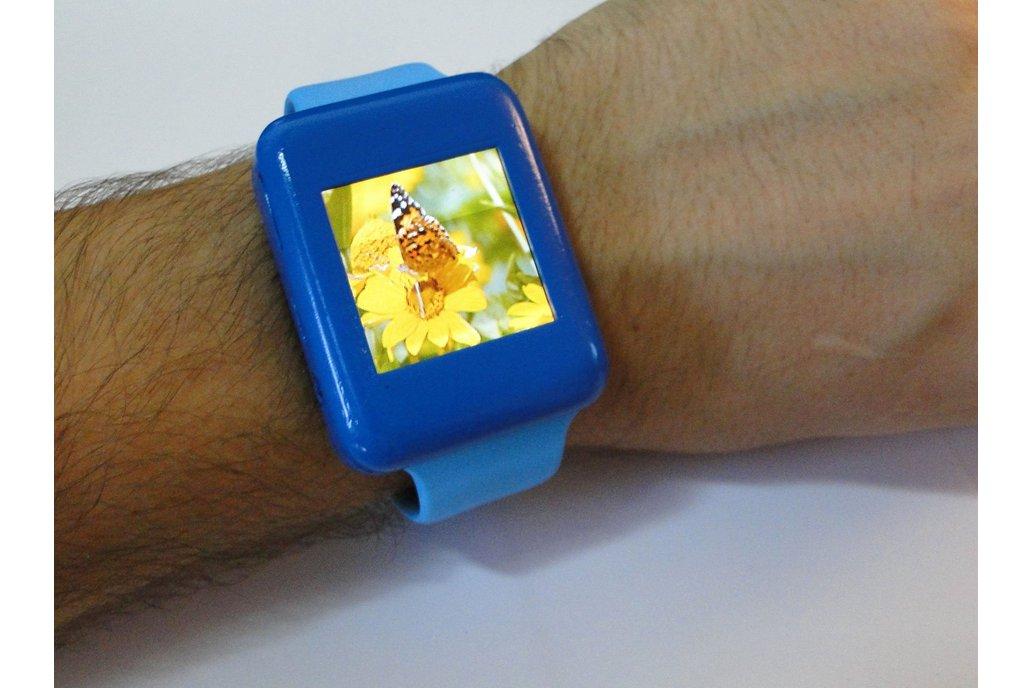 CulBox , Open Source Smart Watch for ARDUINO 1