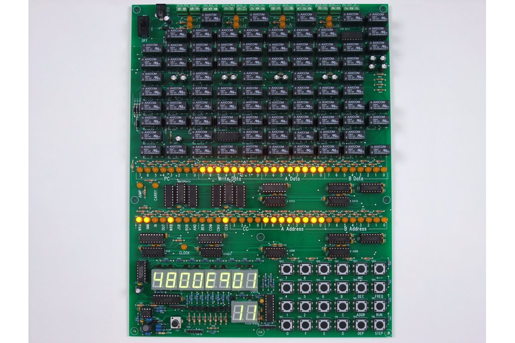 Single Board Relay Computer 1
