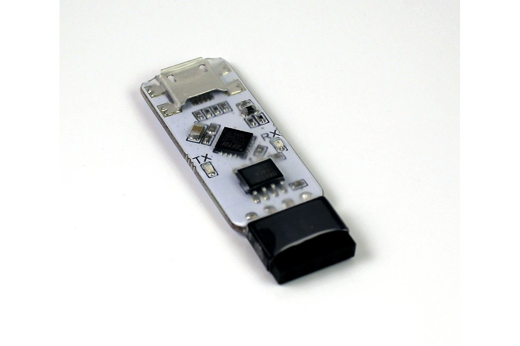 Debug Board USB to RS232 Isolated Serial Converter 1