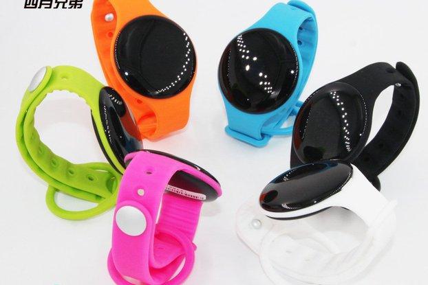 nRF52810 Wristband iBeacon Eddystone Tech