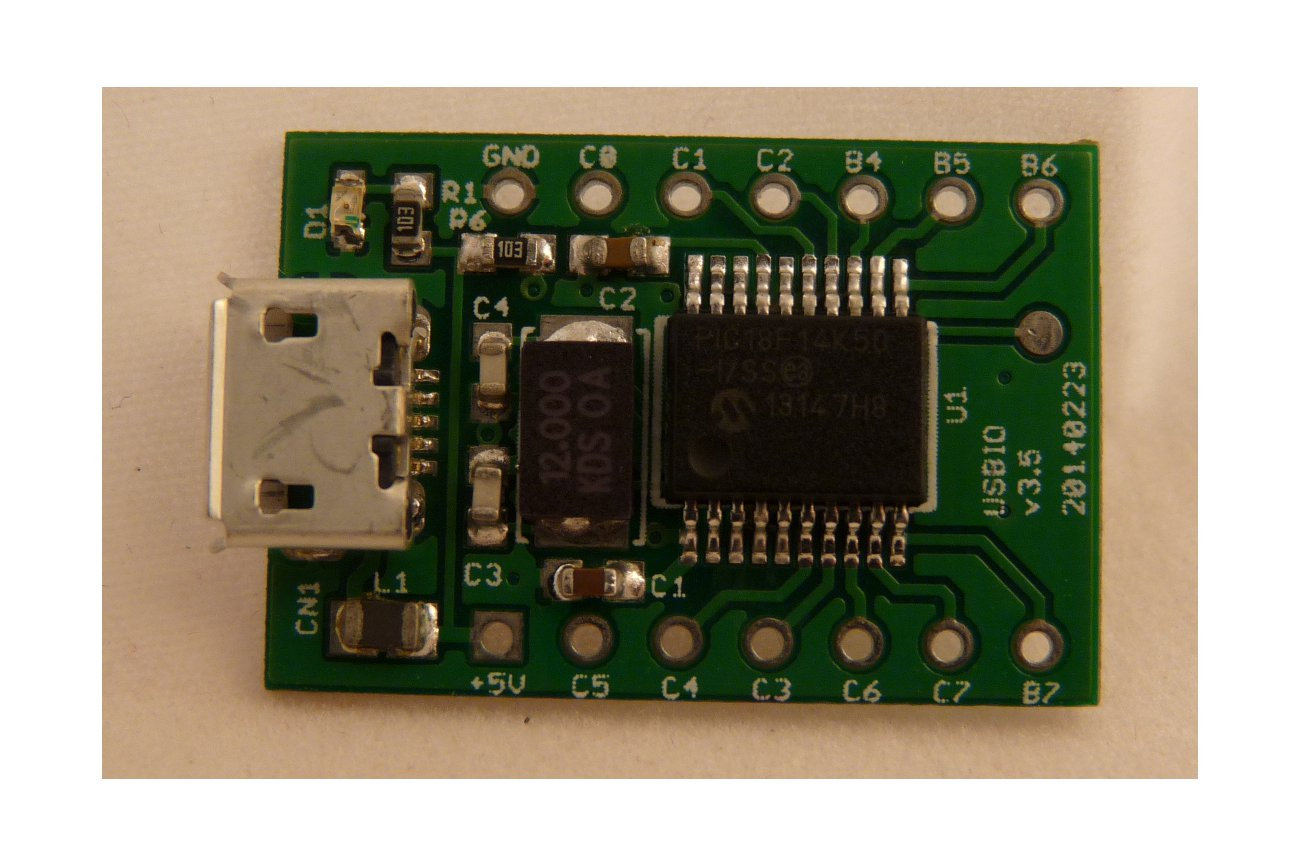 USB GPIO interface for Raspberry Pi,OpenWrt,PC