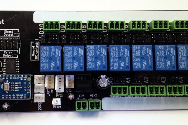 Arduino Nano Breakout