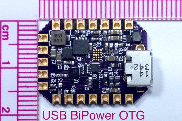 USB BiPower OTG Flex Module