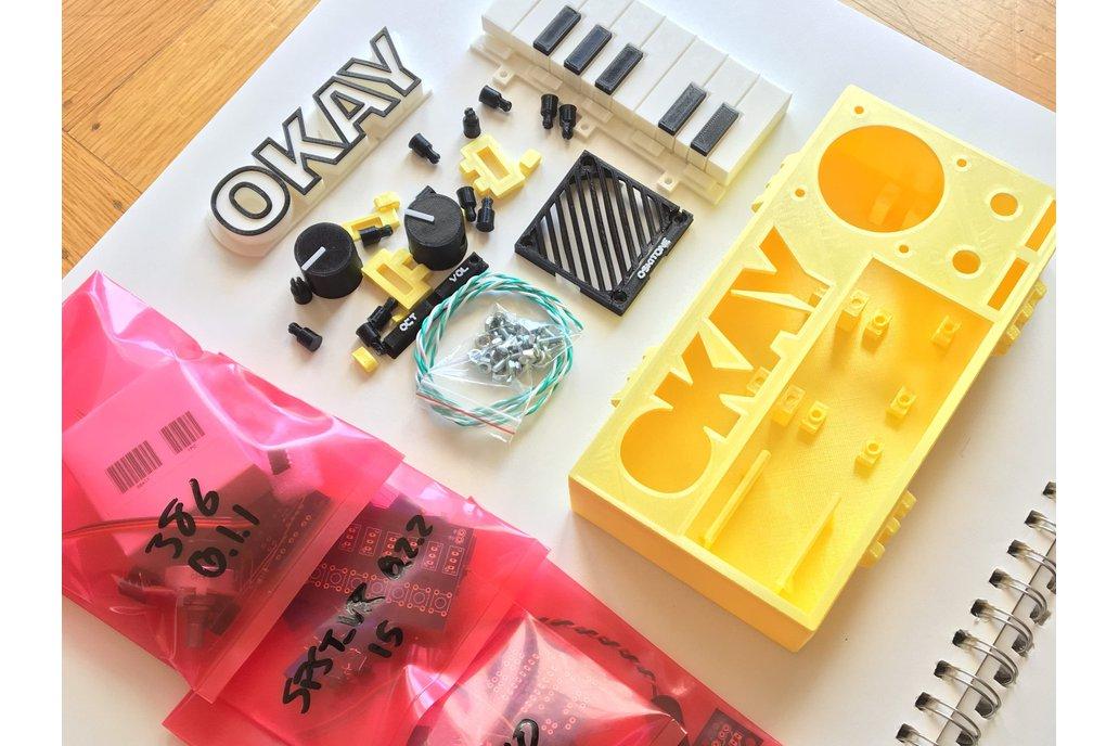 OKAY Synth DIY Kit 8