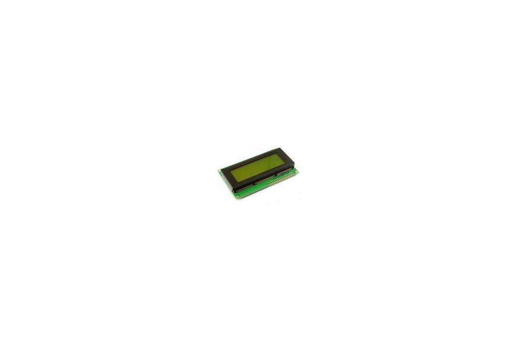 20x4 LCD screen 1