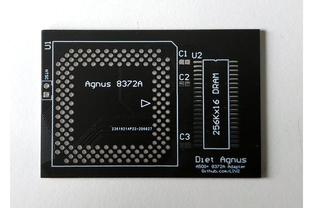 Diet Agnus Adapter by LIV2 1