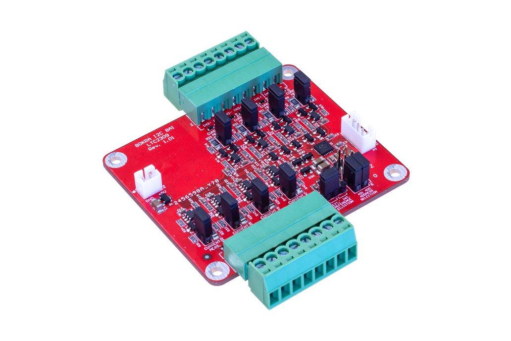 I2C 8-channel analog input module 1
