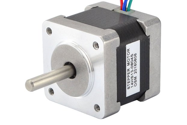 Nema 14 Stepper Motor 18Ncm (25.5oz.in)