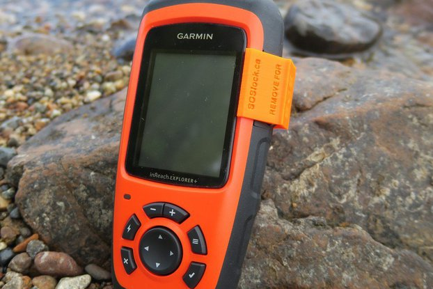 SOSlock for inReach & Spot