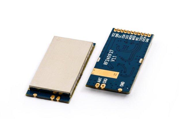 1PC RF2401F27  nRF24L01+ 26dBm 2.4GHz RF Module