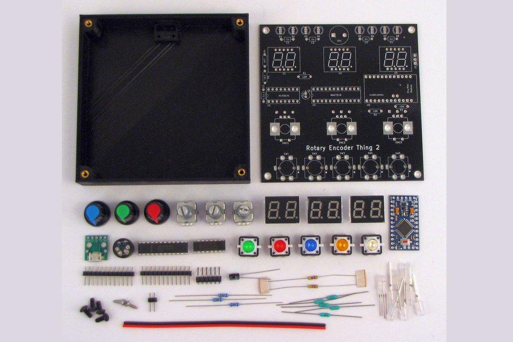 Rotary Encoder Thing 2 (KIT) 1