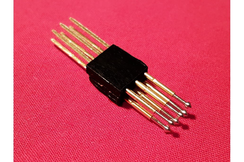 Pogo pins 2x6 1