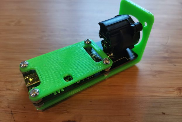 3D Printed Case ArtNet Node