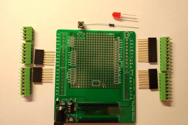 Proto Nano Terminal Shield