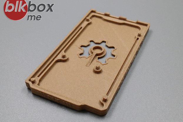 Arduino DUE Exclusive Protective Base (Wood)
