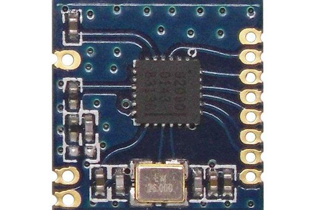 4pcs/lot   2.4G  FSK Wireless RF  Module RF2401