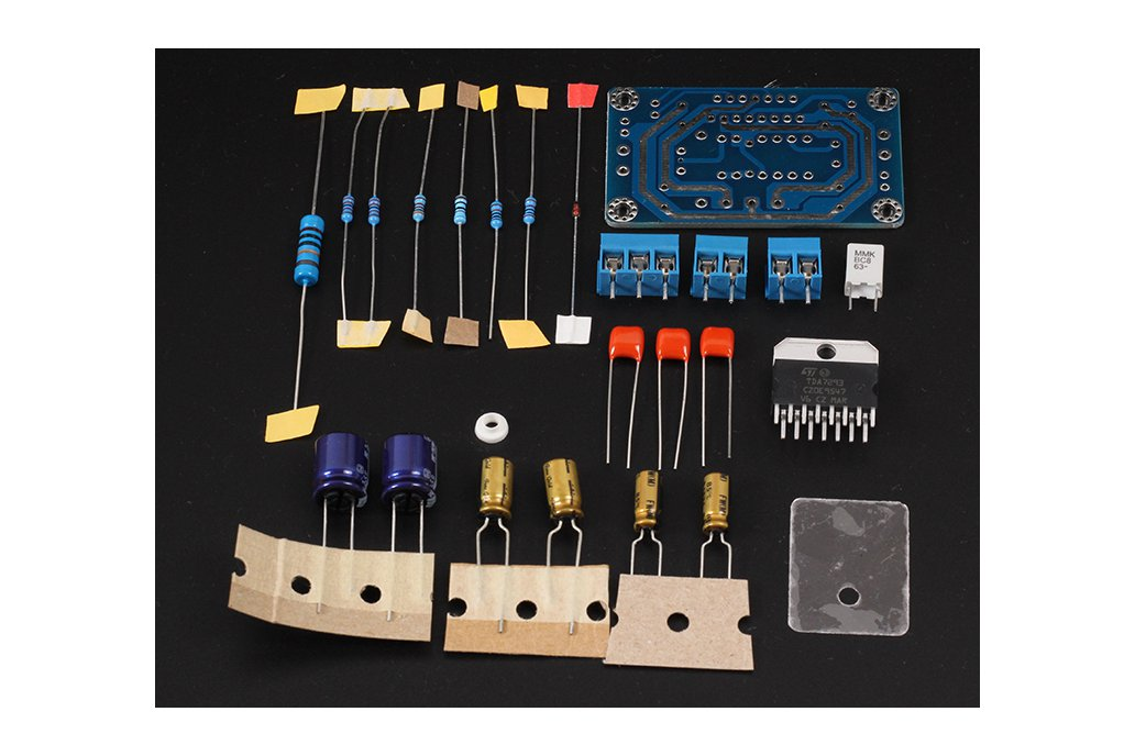 TDA7293 100W Mono Amplifier Board(7755) 4