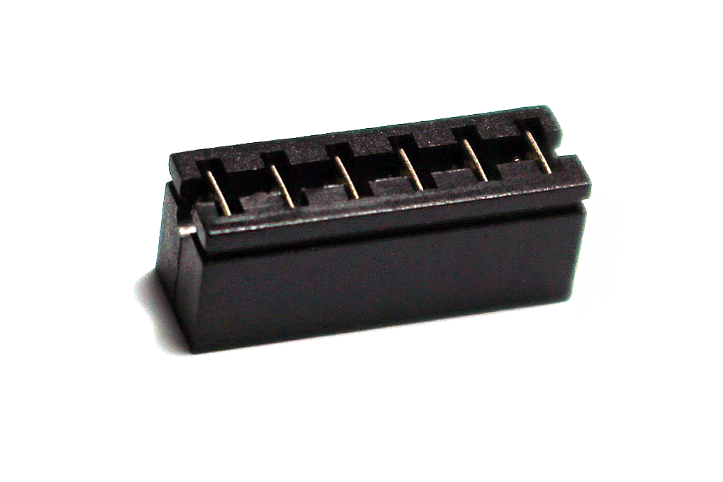 2x6-pin Jumper Shunt 1