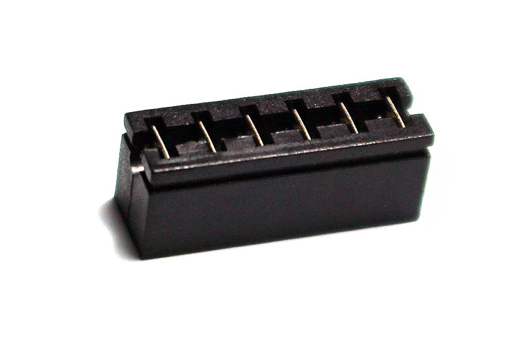 2x6-pin Jumper Shunt 1