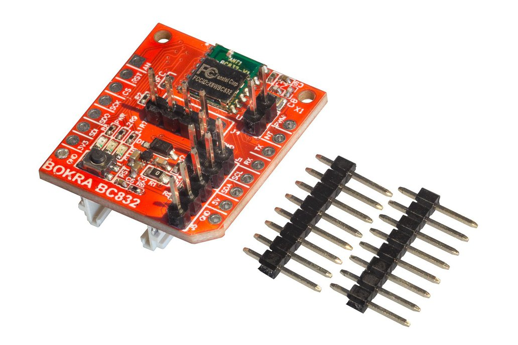 BC832 - BLE5.0 module with Cortex-M4 1