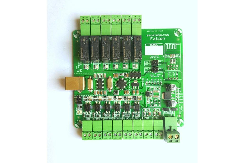 Arduino Falcon Industrial Control Board 1