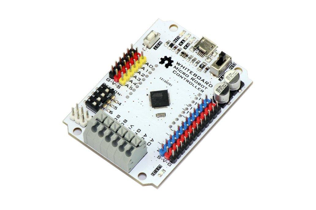 Micro Robot Controller for Arduino 1