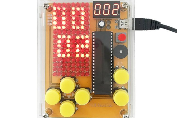 DIY Kit Game Kit Red LED Display Module GY17674