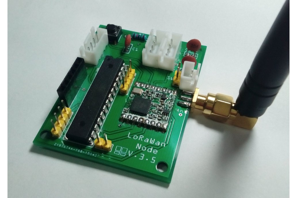 Low power LoRaWan Node Model A328 3