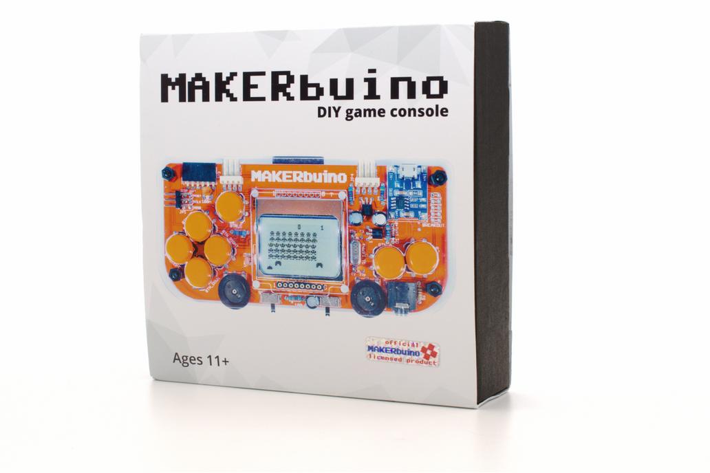 MAKERbuino - a DIY game console 5