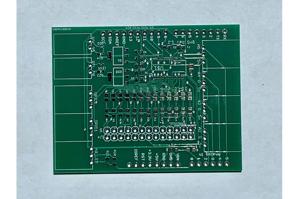 Arduino LTC6804 Battery Management System PCB 1