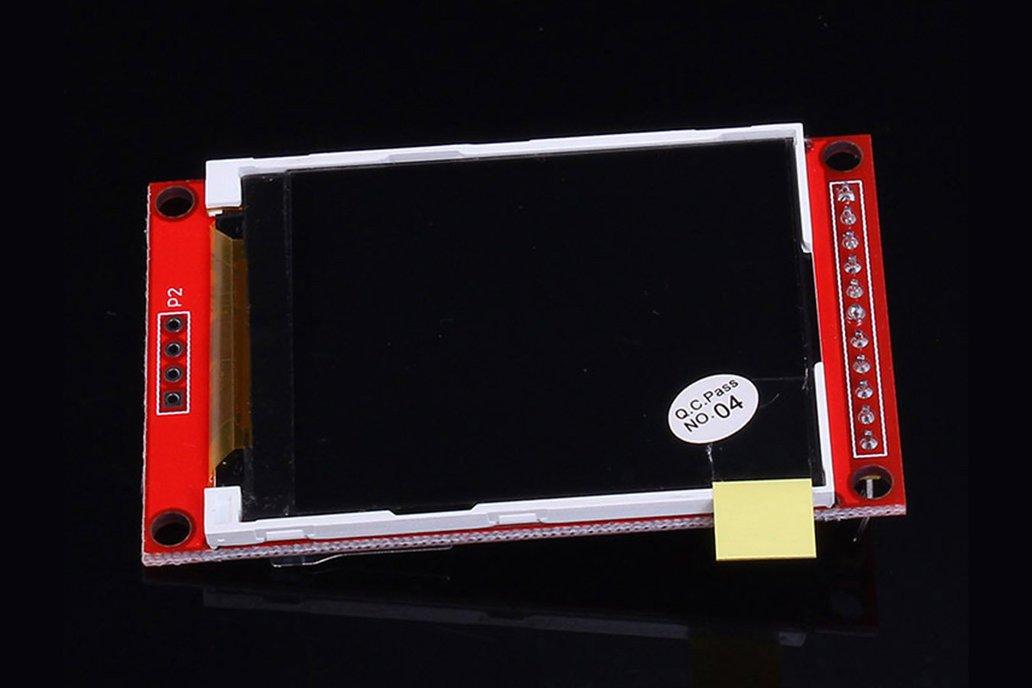 ILI9225 2.0 Inch TFT LCD Display Module(11099) 4