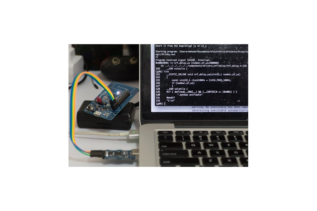 Bumpy blackmagic probe compatible SWD debugger 5