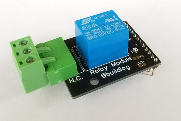 Relay CNC I/O Module