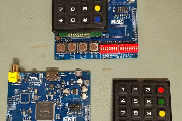 FPGA Teletext Decoder