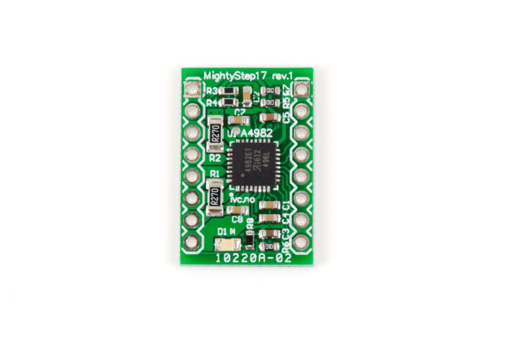 MightyStep17 A4982 Stepper Driver - MakerBot 3