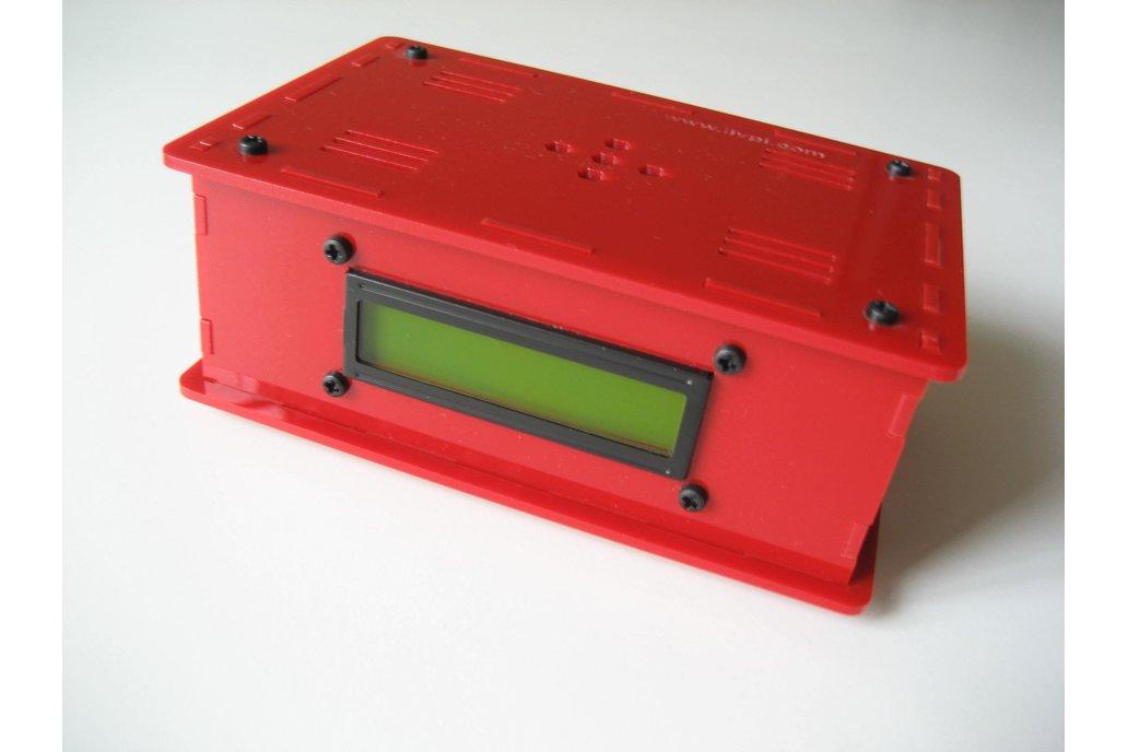 Raspberry Pi - LiV Pi case for RPi model 3/2/B+ 1