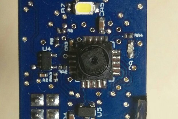 Miniature Embedded Machine Vision Module