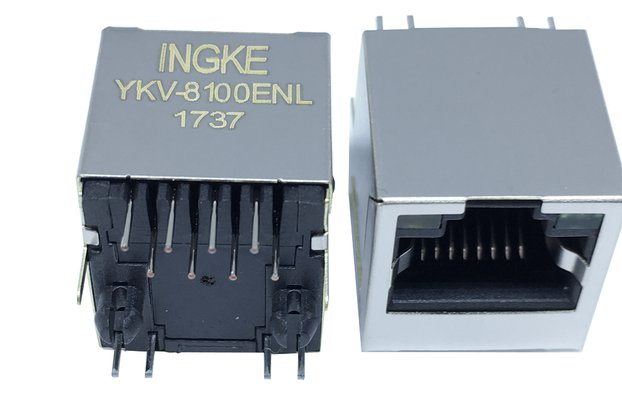 YKV-8100ENL RJ45 Ethernet Connectors