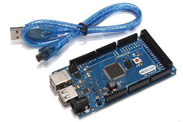 Mega ADK R3 ATmega2560 Compatible Google ADK With USB Cable
