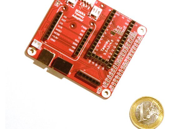 Adapter for Teensy