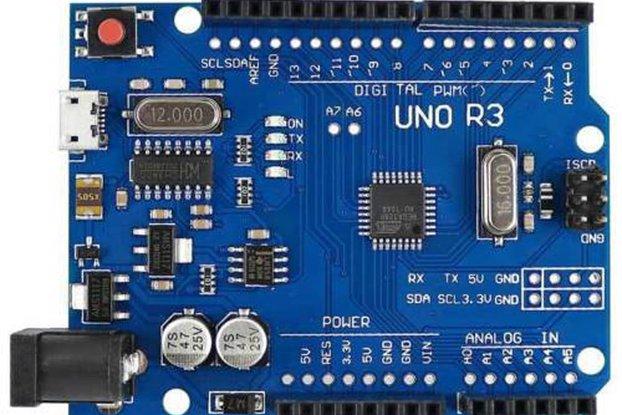 UNO R3 Development Board atmega328p single chip