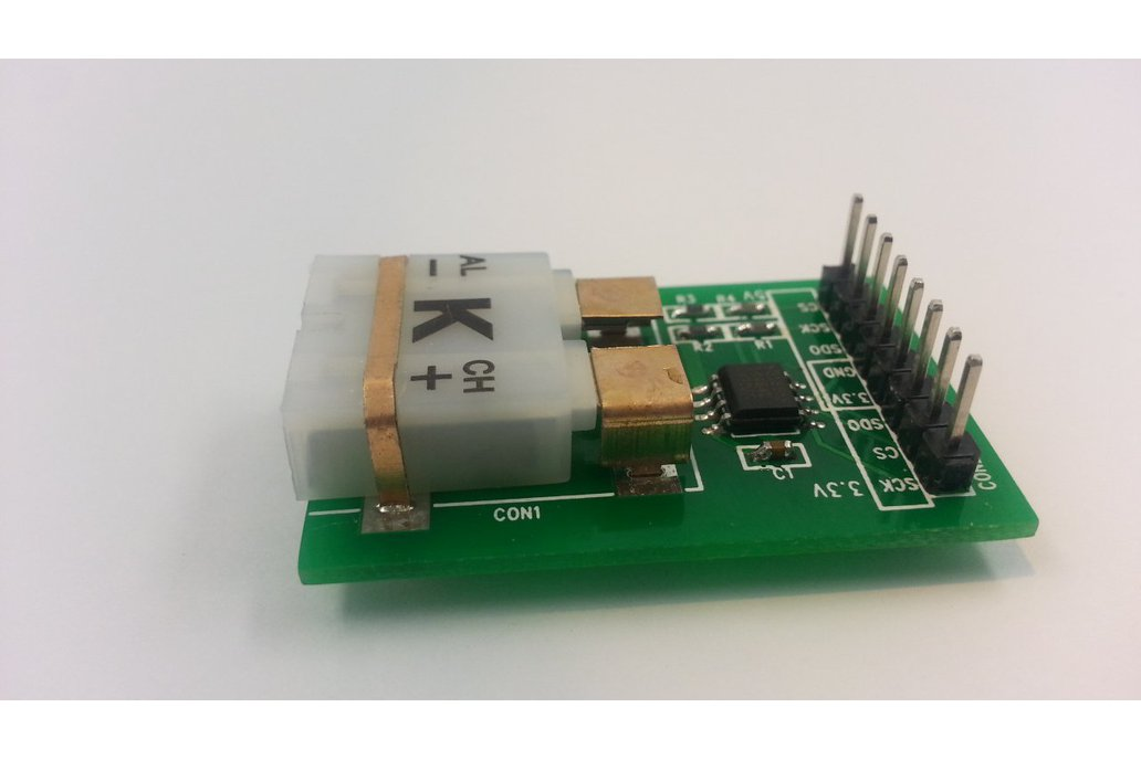 K Type Thermocouple Breakout Board - MAX31855 1